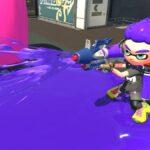 【スプラトゥーン2】キル武器でエリア塗るのは基本的に弱い行動なんで、相手に塗らせない方が確実かな