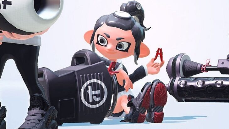 【スプラトゥーン2】黒洗濯機、勝てねぇ…【初心者スレ】